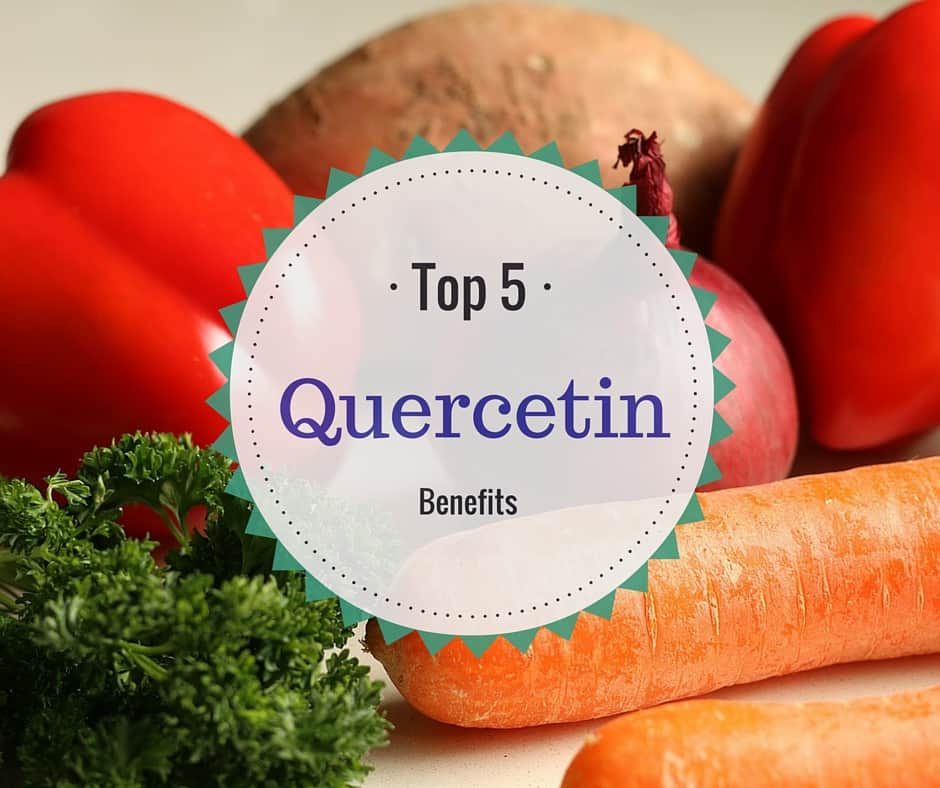 Top 5 Benefits of Quercetin