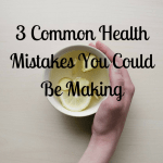 Bliss Health Coaching common health mistakes