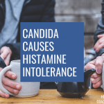 histamine intolerance and candida