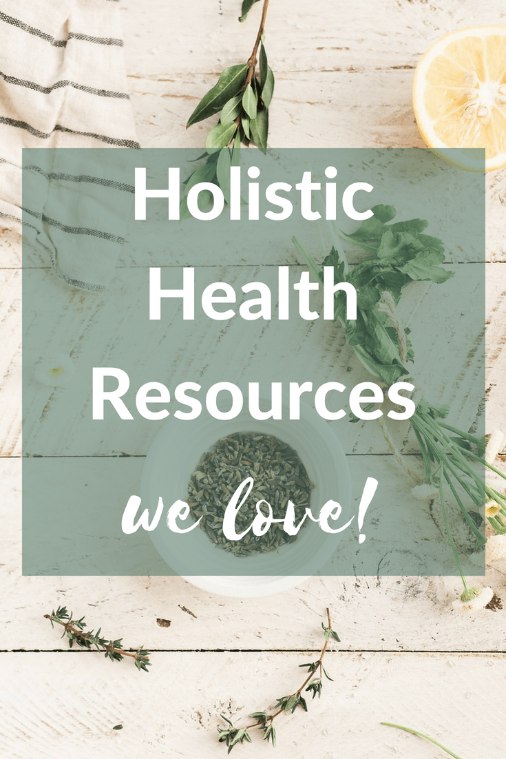 Find out what holistic health resources we love and recommend for gut health and methylation.