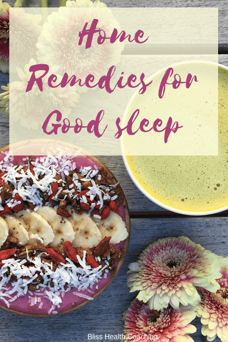 Are you having trouble sleeping at night? Try these home remedies for getting a good nights sleep and stop insomnia in it's tracks. #sleep #insomnia #sleepgood #mentalhealth #sleepbetter #stopinsomnia #healthtips