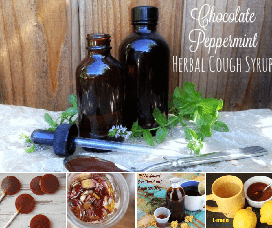 DIY cold and flu relief