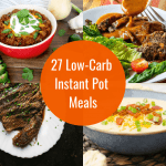 low-carb instant pot meals